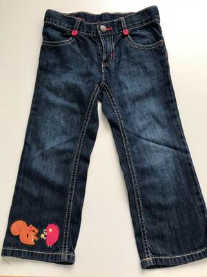 Pantalon Jean para Niña Gymboree