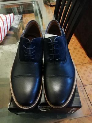Zapato Aldo de Color Azul Talla Us12