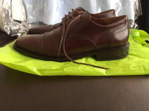 Zapatos de cuero Guante talla 41