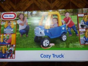 Cozy Truck Little Tikes Nuevo Sellado