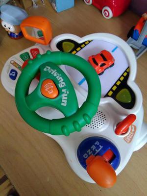 Juguete Interactivo Driving Fun