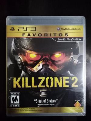 Killzone 2 Ps3 Nuevo Y Sellado Original
