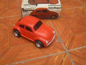Antiguo Juguete De Metal Carro Auto Volkswagen Posot Class