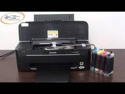 vendo impresora epson t25 con sistema continuo a 100 soles