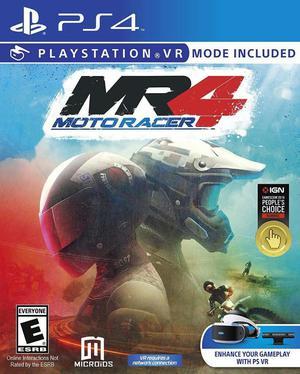 Mr 4 Moto Racer 4 Vr Ps4 Nuevo Sellado