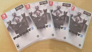 Payday 2 Nintendo Switch Nuevo Y Sellado Stock