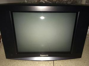 Tv Panasonic 21 Pulgadas Audio Hiperbass