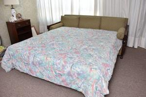 Sofa Cama de 2 Pza.