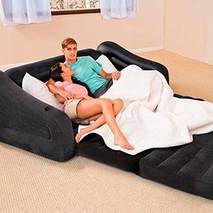 Vendo Sofa Cama Inflable 2 Plazas Nuevo