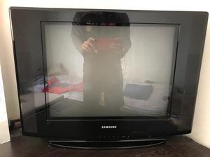 Vendo Tv Samsung 21P Pantalla Plana