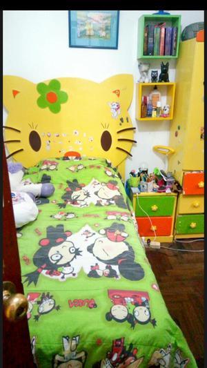 Hermoso Juego de Dormitorio...!!!