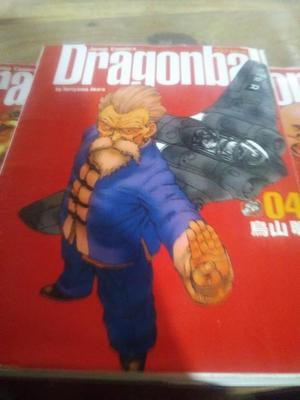 Mangas de Dragon Ball Vol.2,3 Y 4
