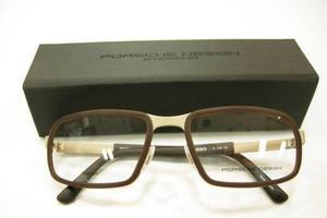 cf64f5f5642cc Monturas lentes originales porsche de titanio titanium