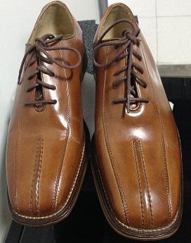 Zapato de vestir para caballero 100 Cuero
