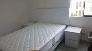 Juego de Dormitorio Venezia 2 Plazas
