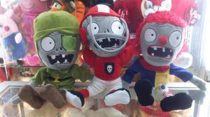 peluches de Zombies modelos nuevos