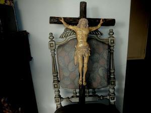 Cristo colonial tagua