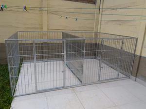 Jaulas para Perro Desarmable
