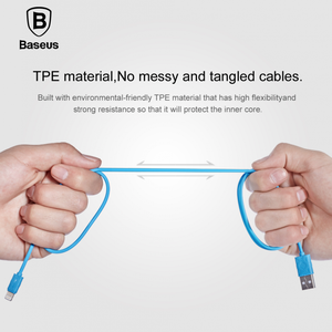 Cable Usb To Lightning Para iPhone, iPad E iPod Carga