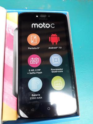 Moto C Nuevo
