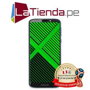 Motorola Moto G6 Play 3GB de RAM   LaTienda.pe