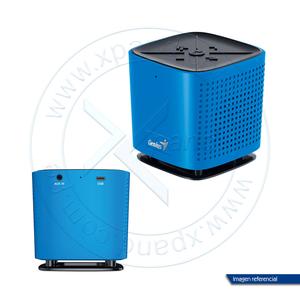 Parlantes Genius SP920BT Blue, Bluetooth, alimentación