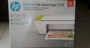 Remato Impresora Hp Multifuncional Nueva