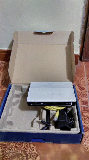 Router Tp Link 4 Puertos Lan con Wifi