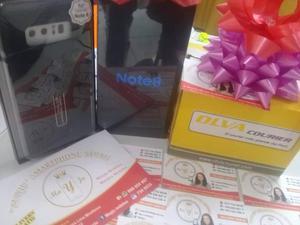 Samsung Galaxy note 8 como Case de regalo MIRAFLORES