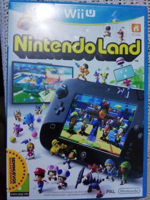 Vendo Juego de Wii U Nintendo Land