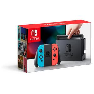Oferta! Consola Nintendo Switch Neón Mica
