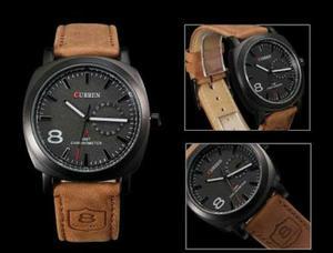Reloj Curren Black