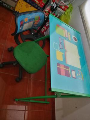 Mesa de Escritorio de Niño