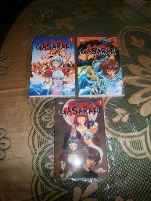 Colección De Mangas Gasaraki