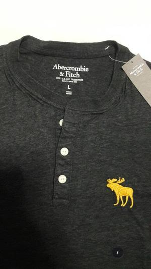 Polos Abercrombie Fitch L