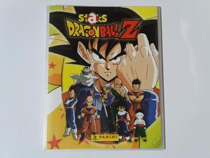 Álbum VACÍO Porta STACKS Taps Dragon Ball Z Magnetos