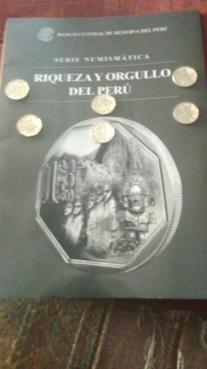 Album de Coleccion de Monedas