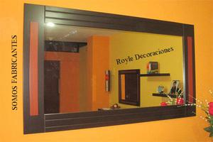 Espejos, Recibidores,Centros de Mesa, Comodas Somos