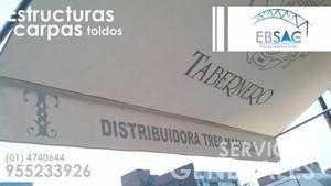 TOLDOS MODELO ENROLLABLES EBSAC PERU