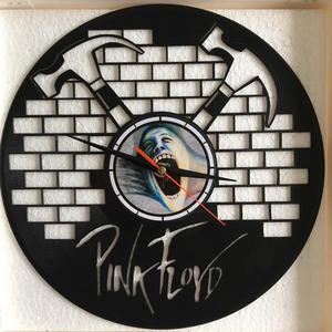 Reloj de Diseño para Pared Pink Floyd The Wall