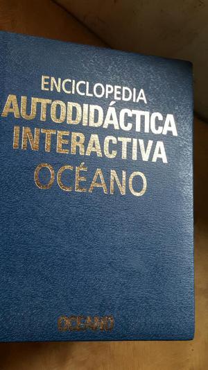 Enciclopedia Autodidactica Interactiva Oceano Ilustrado