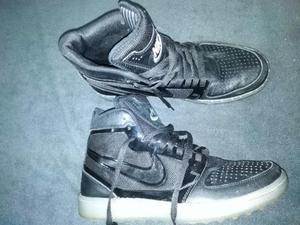 Zapatillas Nike de Cuero Y Lona