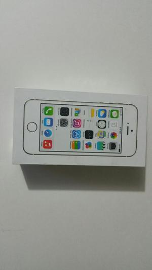 iPhone 5s de 64gb Nuevo en Caja Y Libre
