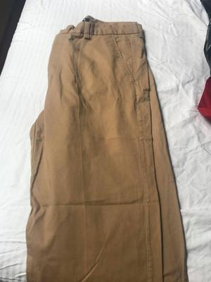 pantalon marca new port en remate NUEVO