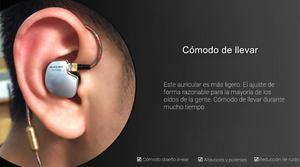 Audifono Profesional en Su Caja Nuevo