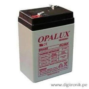Bateria 4v4ah Opalux