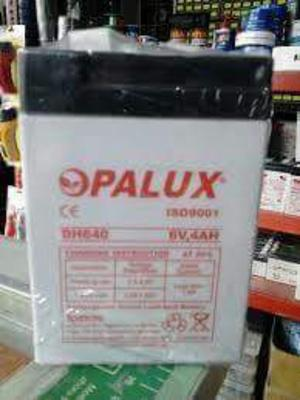 Bateria 6v4ah Opalux