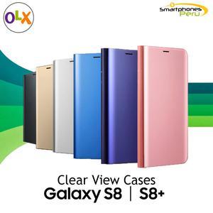 Case Clear View Case Samsung S8 S8 Plus Original Nuevo