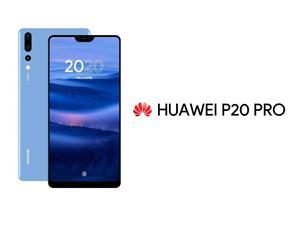 Huawei P20 Pro Azul 128GB 6GB de Ram Libre de fabrica