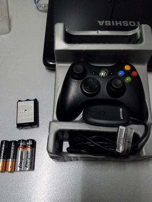 Mando Xbox con Adaptador Pc